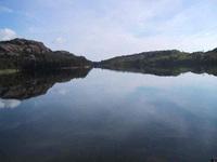 Mountain Reflection 1