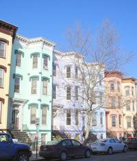 Townhouses, Logan Circle, Washington, DC