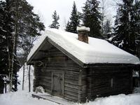 Lapland/Finland in winter 1