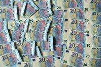 many euros texture