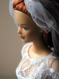 plastic bride