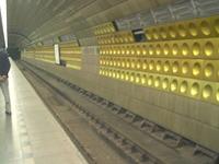 Prague subway 1