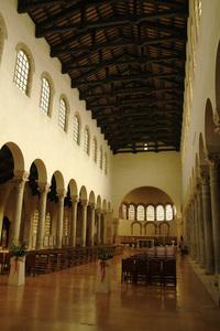 Church in Ravenna