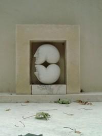 modern tombstone