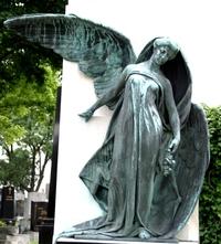 Angel sculpture 2