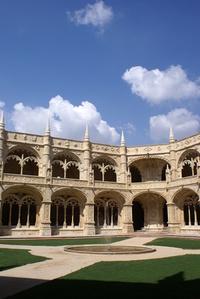 Jeronimos monastery 3