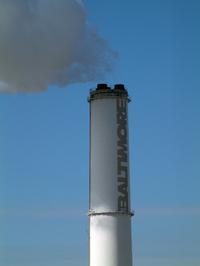 Baltimore Smoke Stack 4