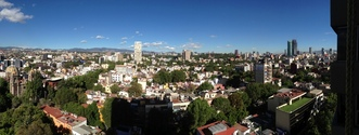 Mexico City, Condesa Area