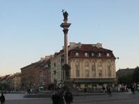 A column of king Zygmunt III W