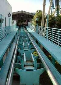 Roller Coaster - dock