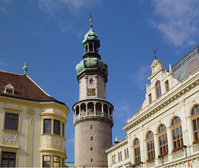 Sopron inner city 5